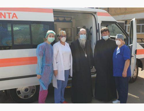 """Campania """"Împreună ajutăm spitalele din Vaslui"""" continuă. Echipamente de protecție medicală pentru spitalele din Bârlad și Huși"""