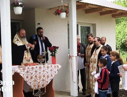 """Valoarea Faptei. """"Bucuria e acasă"""". Locuința, temelia familiei – Reportaj Trinitas TV – VIDEO"""